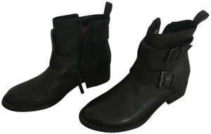 Gentle Souls Leather black Boots