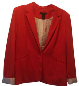 Grace Elements Orange Blazer