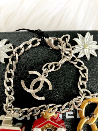 Chanel New CHANEL 2015 Austrian Collection Enamel Bracelet Image 6