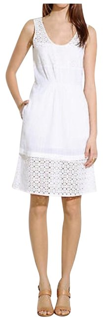Madewell short dress White Eyelet Lovesong on Tradesy Image 0