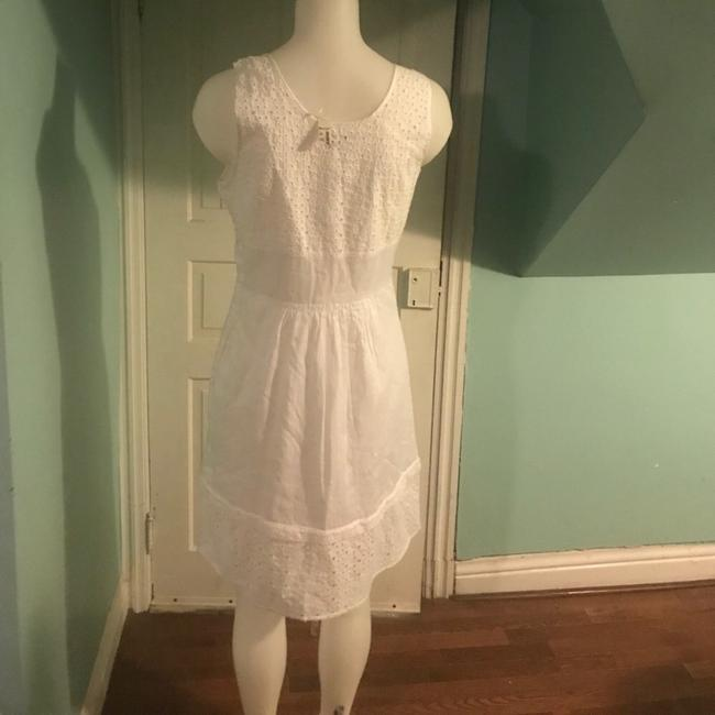 Madewell short dress White Eyelet Lovesong on Tradesy Image 3