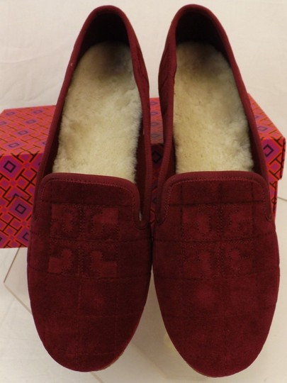 Tory Burch Red Flats Image 2