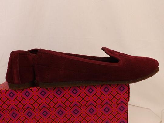 Tory Burch Red Flats Image 7