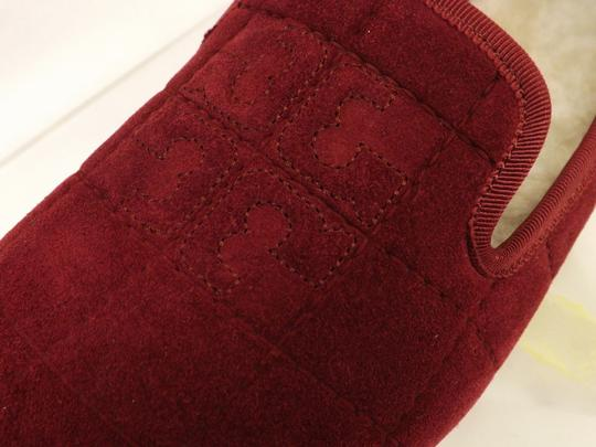 Tory Burch Red Flats Image 9