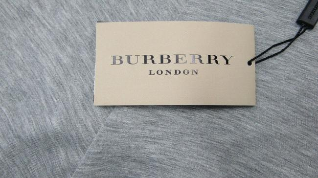 Burberry short dress grey Ruched Large on Tradesy Image 2