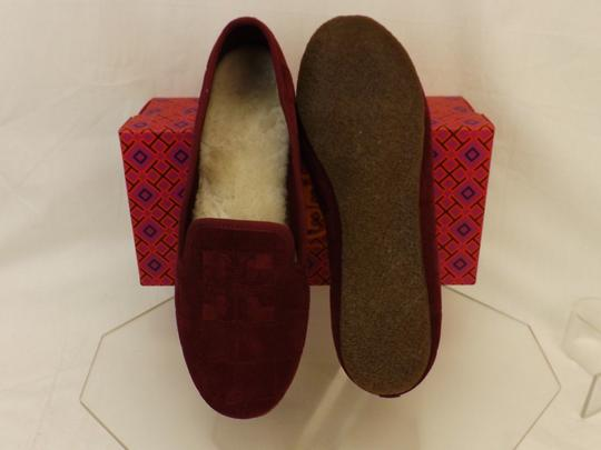 Tory Burch Red Flats Image 6
