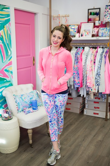 Lilly Pulitzer Pink Jacket Image 6