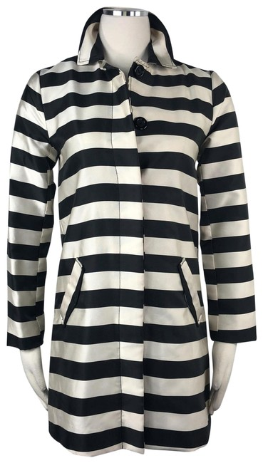 Preload https://img-static.tradesy.com/item/24431584/anthropologie-black-ivory-tulle-striped-mod-over-car-jacket-evening-cocktail-coat-size-2-xs-0-1-650-650.jpg