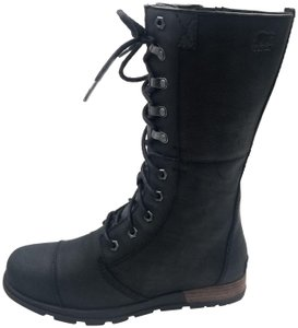 Sorel Seam Sealed Waterproof Black Boots