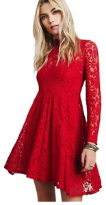 Free People Hearts Delight Dress