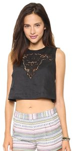 Twelfth St. by Cynthia Vincent Street Longhorn Crop Top