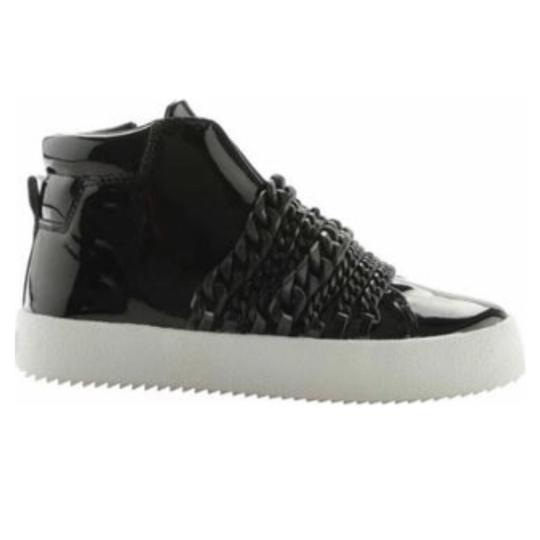 Kendall + Kylie black patent Athletic Image 1
