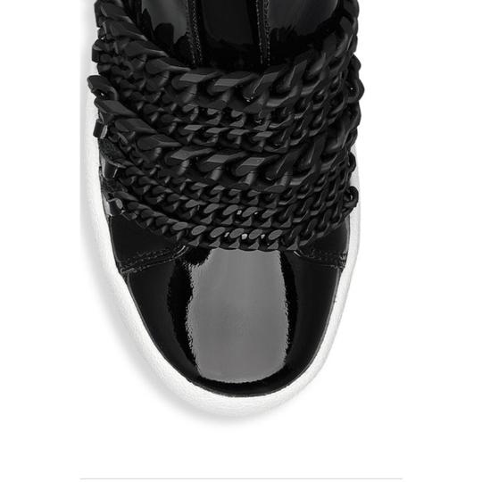 Kendall + Kylie black patent Athletic Image 2