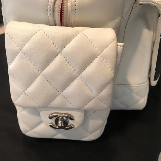 Chanel Satchel in white X Large bags Image 1