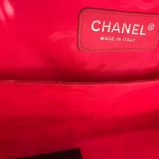 Chanel Satchel in white X Large bags Image 4