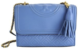 Tory Burch Chain Quilted Cross Body Bag
