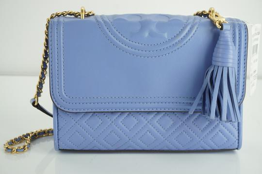 Tory Burch Chain Quilted Cross Body Bag Image 6
