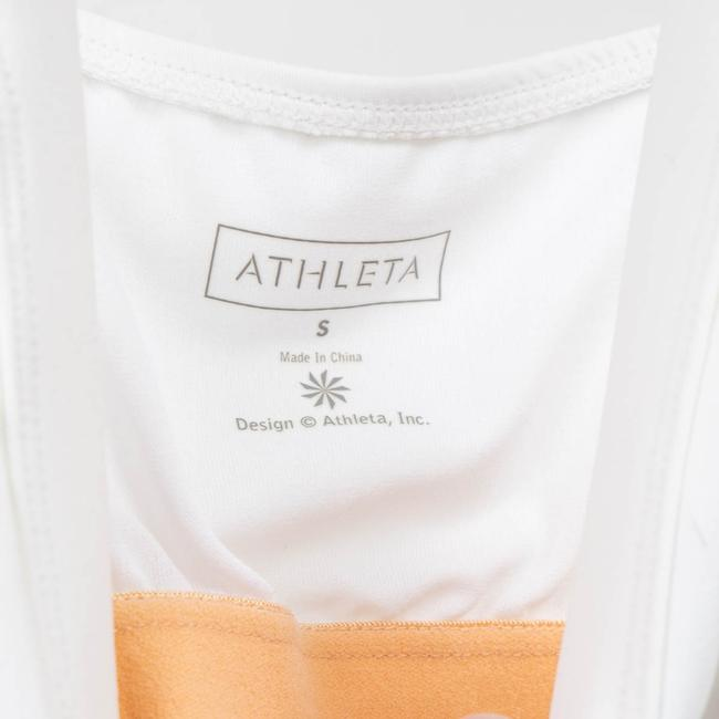 Athleta short dress White Tennis Summer Attached Bra on Tradesy Image 1