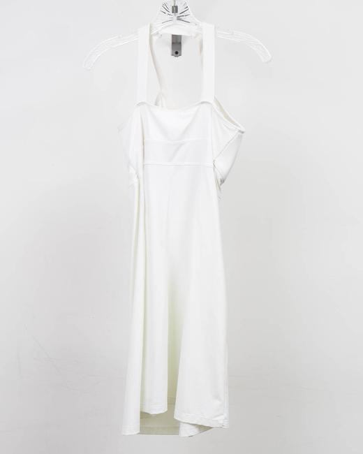 Athleta short dress White Tennis Summer Attached Bra on Tradesy Image 2