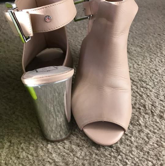 Ted Baker beige and silver Boots Image 2