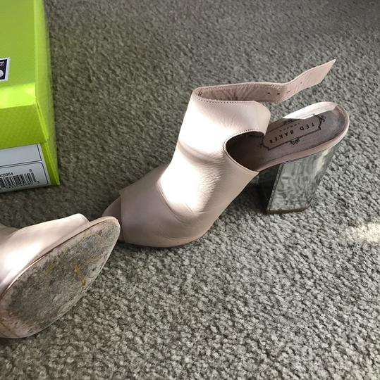Ted Baker beige and silver Boots Image 3