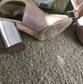Ted Baker beige and silver Boots Image 4