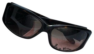 Juicy Couture Juicy Couture Sunglasses with case and cloth