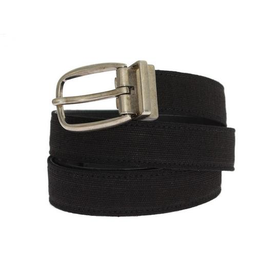 Preload https://img-static.tradesy.com/item/24431918/dolce-and-gabbana-black-d10244-5-linen-leather-belt-90-cm-36-inches-groomsman-gift-0-0-540-540.jpg