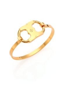 Tory Burch BRAND NEW Tory Burch Gemini Link I.D. Tag Bracelet with Dust Cover