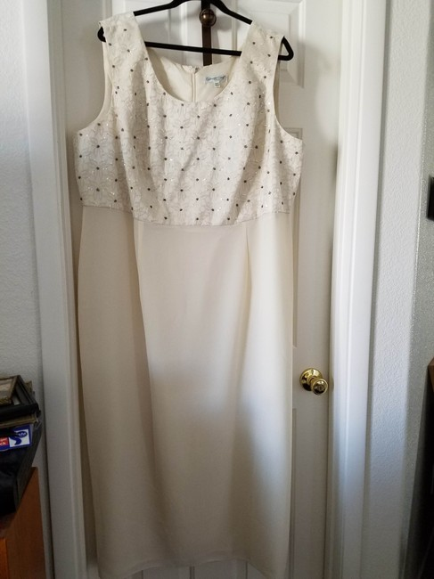 Coldwater Creek Jacket Sequined Party Dress Image 1