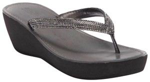 Kenneth Cole Reaction Grey, Silver Sandals