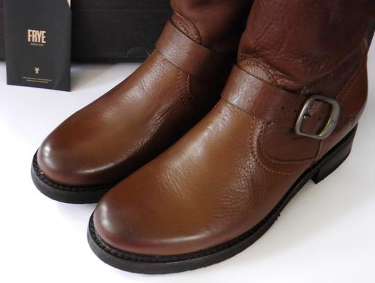 Frye Slouch Vintage COGNAC/ Brown Boots Image 10