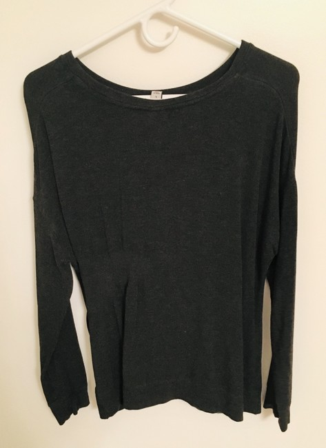 A New Day Twisted Front Long Sleeve Sweater Image 1