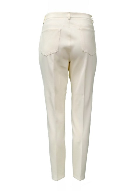 Peace of Cloth Straight Pants Ivory Shell Image 1