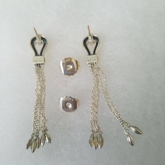 Lagos LAGOS Derby Tassel Drop Earing Collection Image 2
