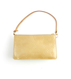 Louis Vuitton Pochette Clutch Purse Shoulder Bag