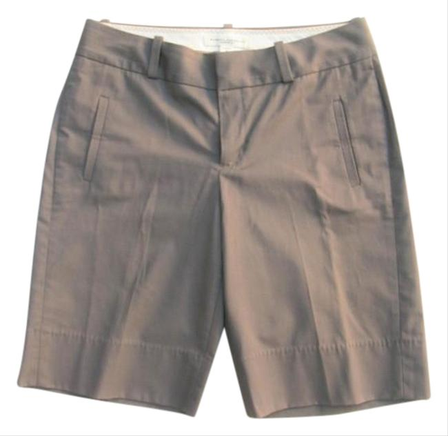 Item - Cocoa Brown Martin Fit Stretch Shorts Size 4 (S, 27)