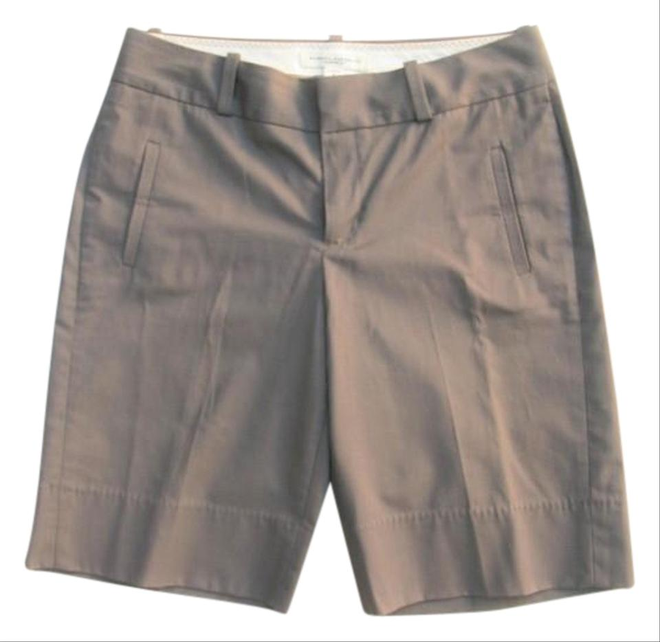 294b419cb1 Banana Republic Cocoa Brown Martin Fit Stretch Shorts Size 4 (S, 27 ...