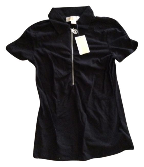 Item - Black Silver Tee Shirt Size 6 (S)