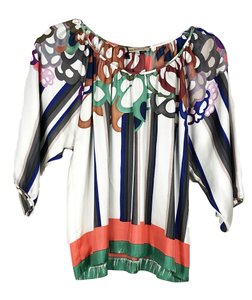 See by Chloé Peasant Silk Tunic