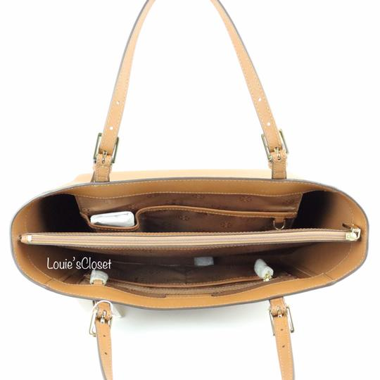 Tory Burch Tote in Tiger's Eye Image 2