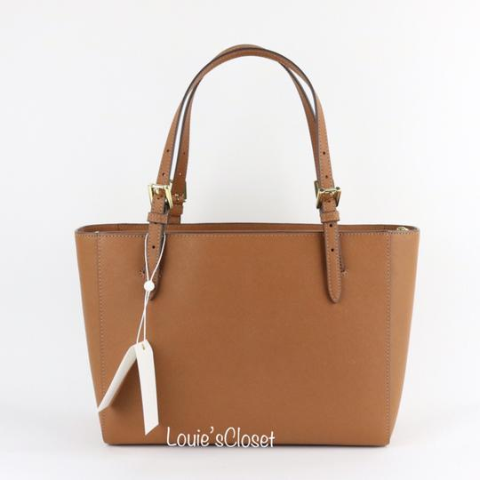 Tory Burch Tote in Tiger's Eye Image 3
