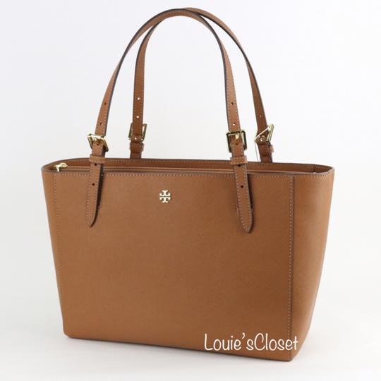 Tory Burch Tote in Tiger's Eye Image 5