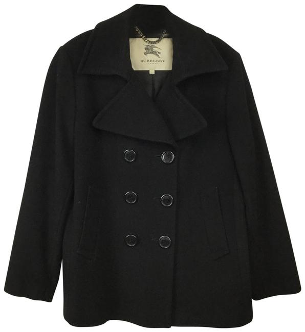 Item - Black XL Double Breasted Coat Size 16 (XL, Plus 0x)