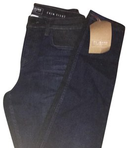 French Connection Skinny Jeans-Dark Rinse