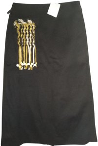 Edun Skirt Black multiple