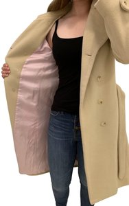 Rebecca Taylor Cashmere Trench Coat