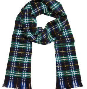 Burberry Burberry Multicolor Vintage Wool Scarf