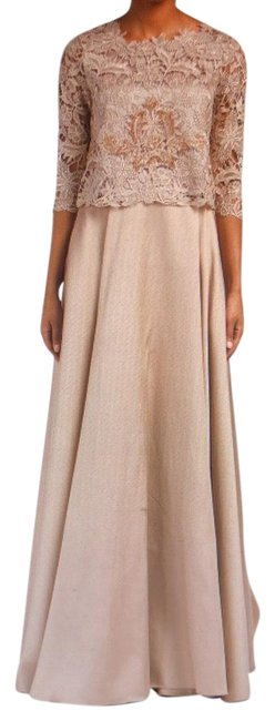 Mink 61979 Long Formal Dress Size 4 (S) Mink 61979 Long Formal Dress Size 4 (S) Image 1