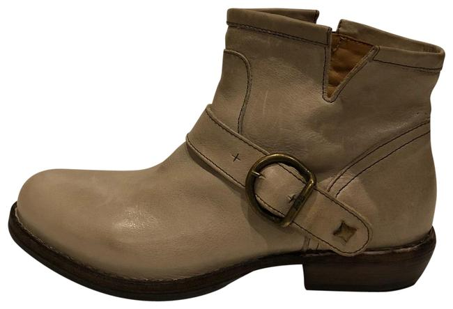 Item - Stein New Buckle Leather Ankle Boots/Booties Size EU 36 (Approx. US 6) Regular (M, B)